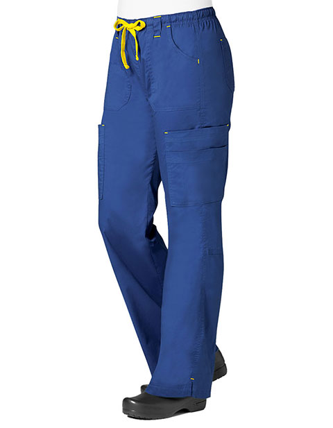 Maevn Blossom Women's Tall Multi Pocket Cargo Pant