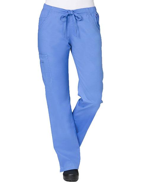 Maevn Blossom Women's Straight Leg Cargo Pant