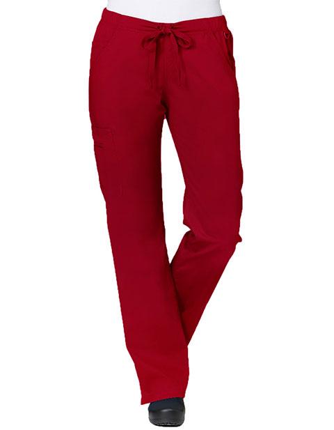 Maevn Blossom Women's Tall Straight Leg Cargo Pant