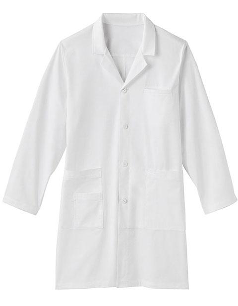 Meta Men's Stretch iPad Pocket Labcoat