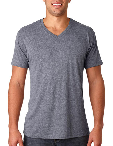 6040 Next Level Men's Tri-Blend V