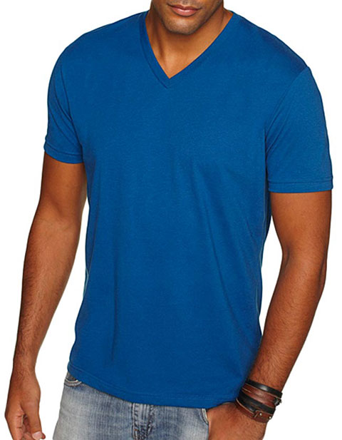 6440 Next Level Men's Premium Sueded V-Shirt