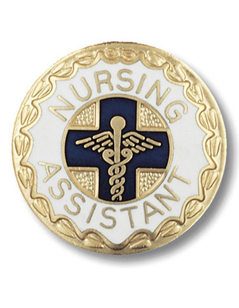 Prestige Nursing Assistant Emblem Pin