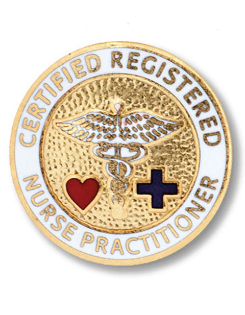 Prestige Certified Registered Nurse Practitioner Pin