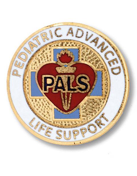 Prestige Gold Plated Pediatric Advanced Life Support Emblem Pin