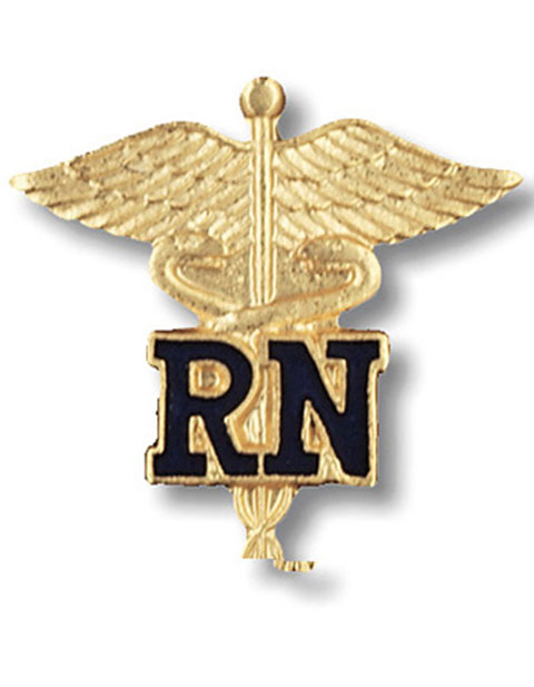 Prestige Registered Nurse Pin