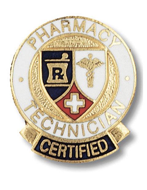 Prestige Certified Pharmacy Technician Pin