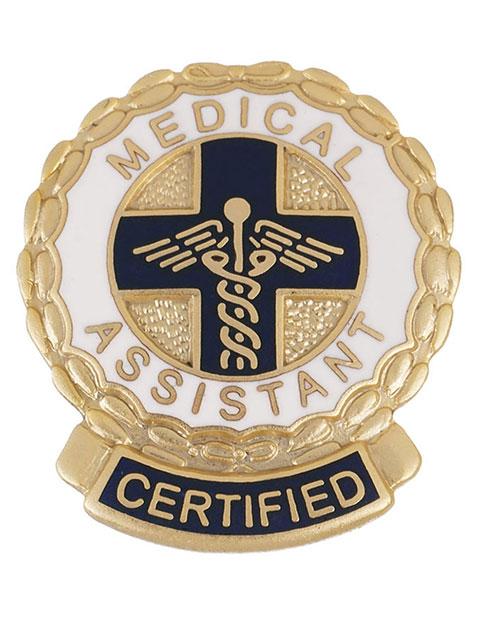 Prestige Certified Medical Assistant Emblem Pin