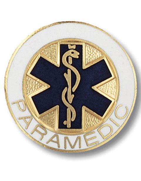 Prestige Paramedic Emblem Pin