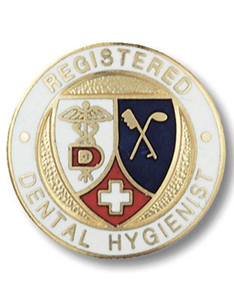 Prestige Registered Dental Hygienist Pin