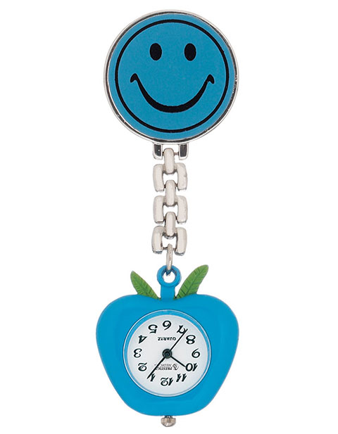 Prestige Smiley Face Lapel Watch