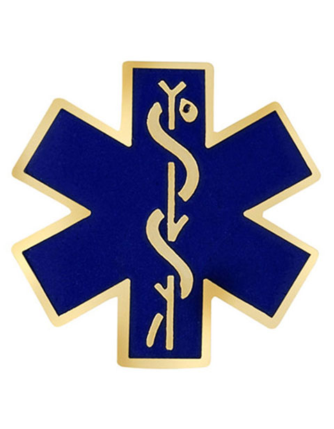Prestige Star of Life Pin