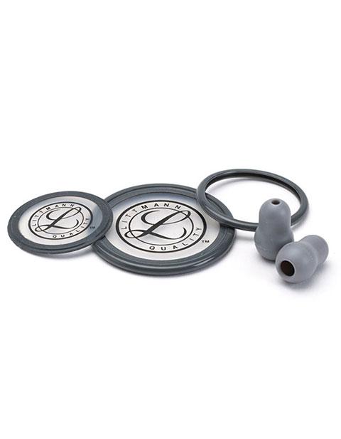 Littmann Stethoscope Spare Gray Parts Kit - Cardiology III