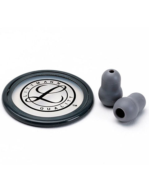 Littmann Stethoscope Spare Gray Parts Kit - Master Classic
