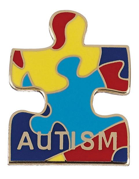 Prestige Autism Professional Tac Pin