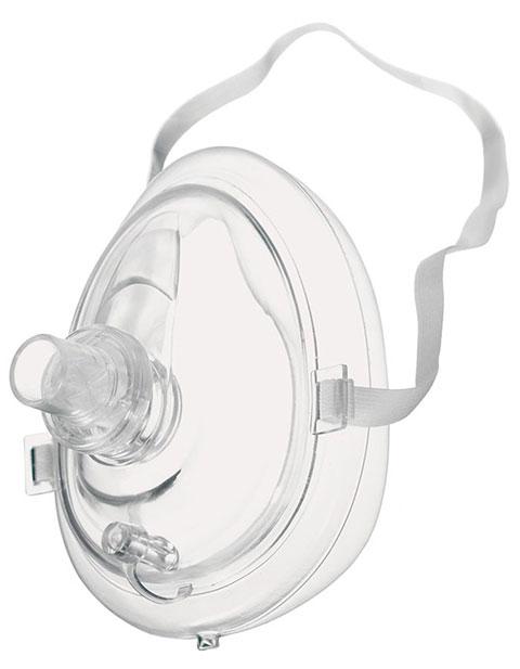 Prestige CPR Resuscitator Latex Free Mask
