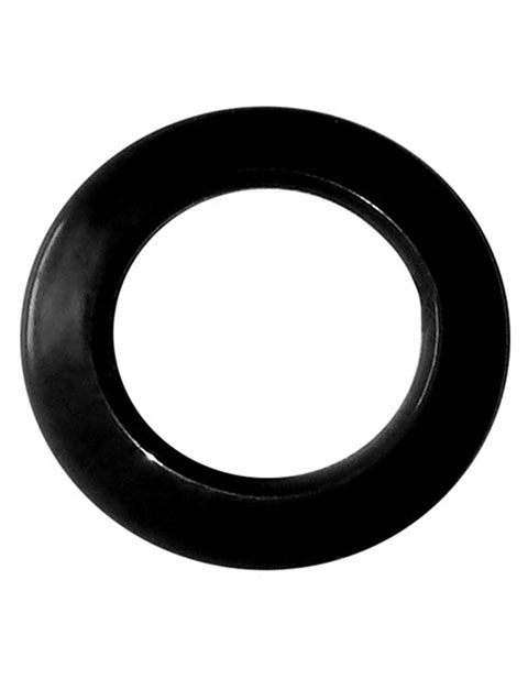 Prestige Non-Chill Ring Black Replacement For 126 Series Stethoscopes