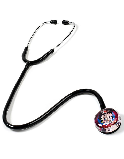 Prestige Clear Sound™ Betty Boop Nurse Edition