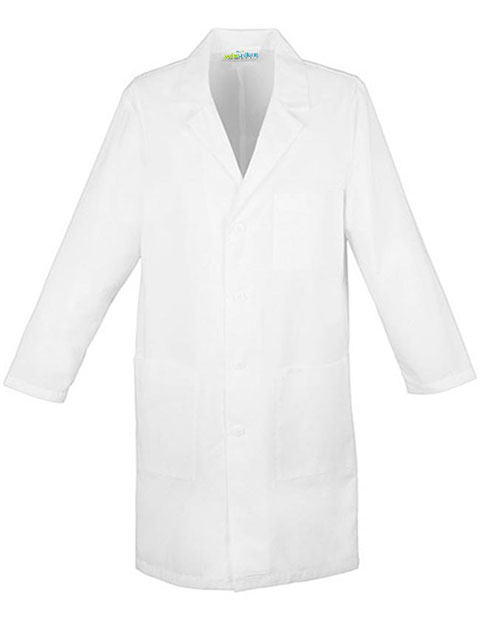 PU Made To Order Unisex Long Lab Coat