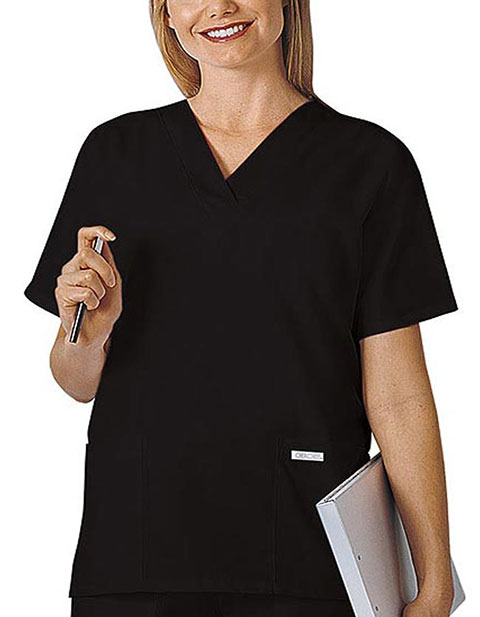 PU Made To Order Women's Two Pocket Tunic Scrub Top