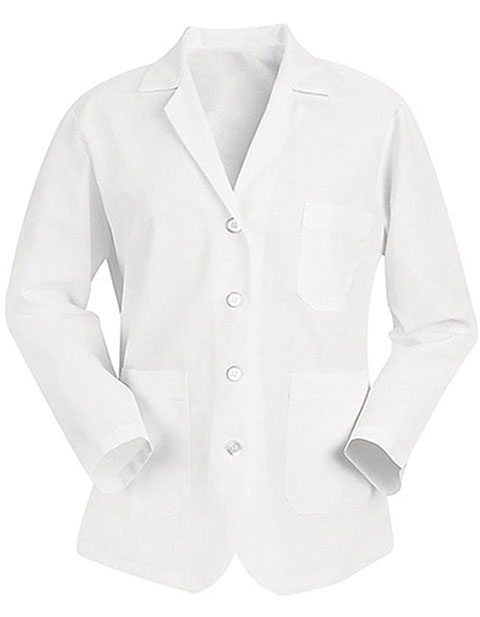 Red Kap Womens 28 inch Three Pocket Counter Coat