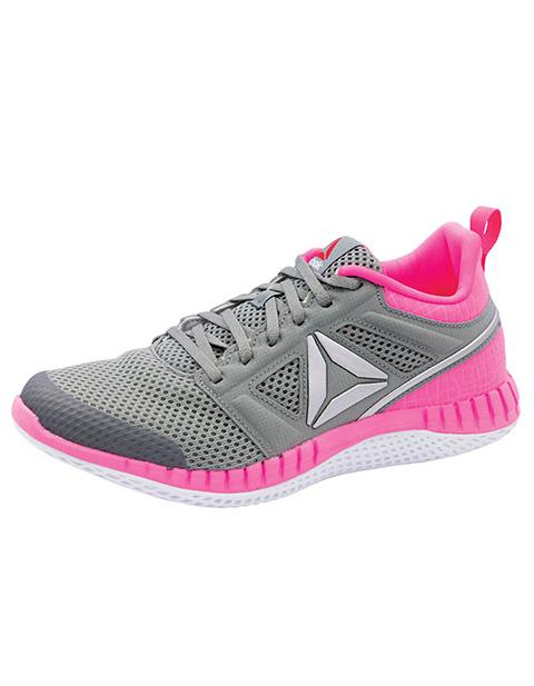 Reebok Women's MemoryTech Grey Athletic Footwear