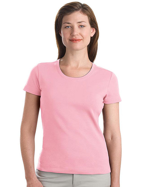 Sanmar Port Authority Womens Modern Stretch Cotton T-Shirt