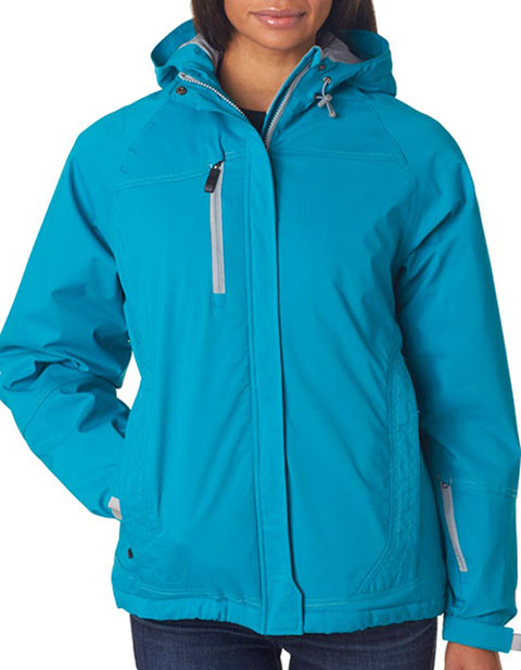5725 Storm Creek Ladies' Insulated Waterproof/Breathable Parka