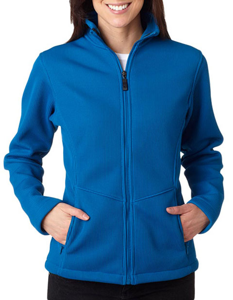 S3415 Storm Creek Ladies' Ironweave Full Zip Jacket