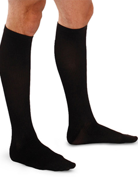 Therafirm Men'S 20-30 Mmhg Mens Trouser Sock