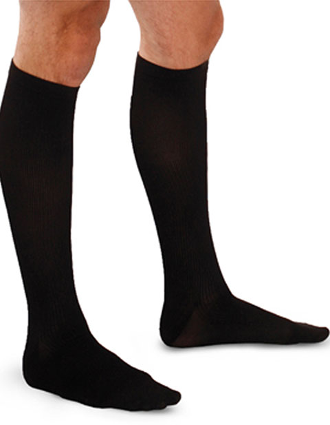 Therafirm Men's 30-40 Mmhg Trouser Sock