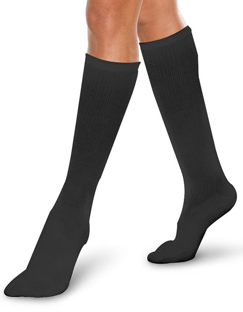 Therafirm Unisex 15-20Hg Cushioned Core-Spun