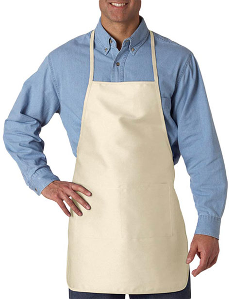 8200 UltraClub® Large Two-Pocket Apron