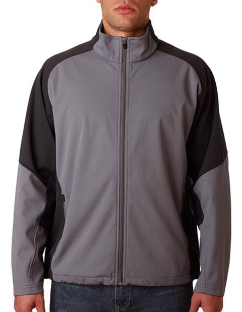 8275 UltraClub® Adult Soft Shell Jacket