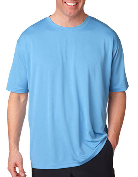 8400 UltraClub Men's Cool & Dry Mesh Sport Tee