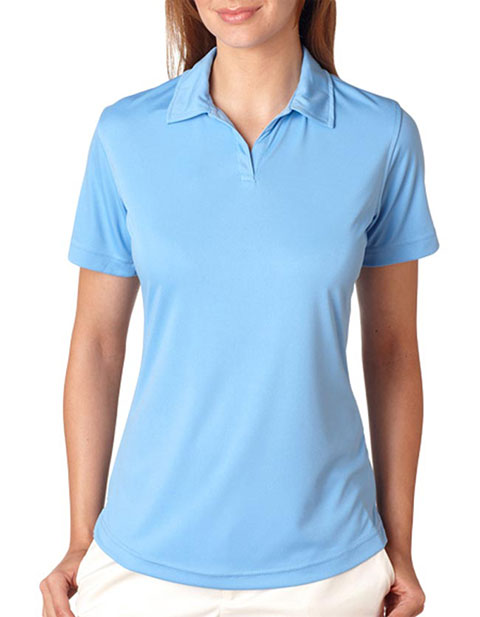 UltraClub Ladies' Cool & Dry Sport Snag-Resistant Performance Polo