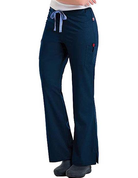 Office 365 Cherokee >> Buy Urbane Women's Emily Cargo Solid Nursing Scrub Pants ...