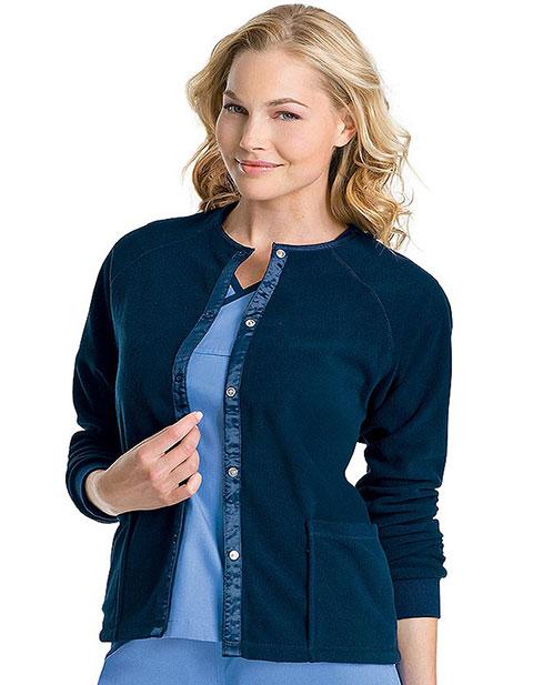 Office 365 Student Free >> Buy Urbane Women Fleece Medical Warm Up Scrub Jacket for ...