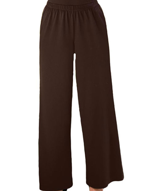 Barco Verite Women's Palazzo Flared Leg Pant with Elastic