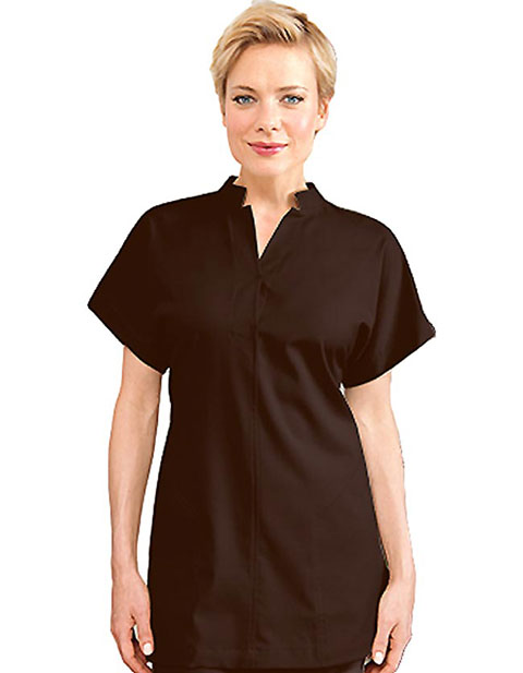 Barco Verite Terra Women's Basic Tunic top with Two Pockets