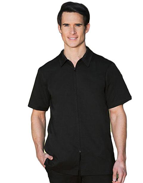 Barco Verite Stefono Men's Front Zipper Jacket w/ Front Pockets