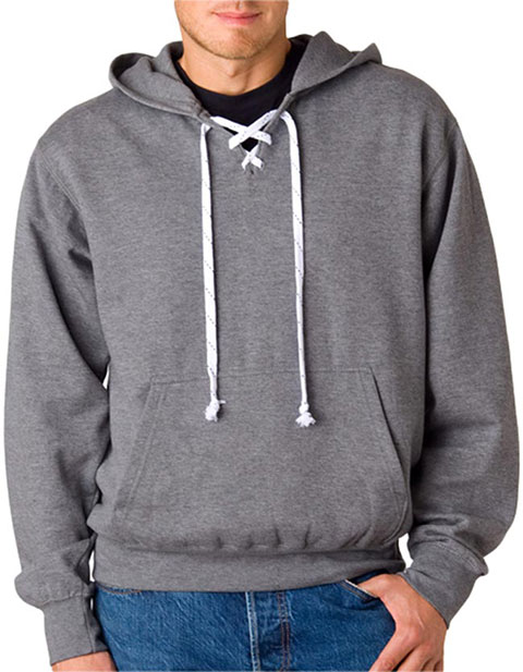 7476 Weatherproof Adult Hockey Hooded Blend Sweatshirt
