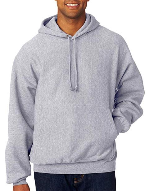 Weatherproof Adult Cross Weave® Hooded Blend Sweatshirt
