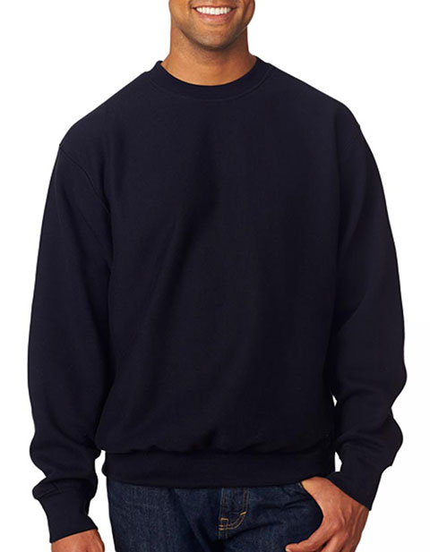 7788 Weatherproof Adult Cross Weave® Crewneck Blend Sweatshirt