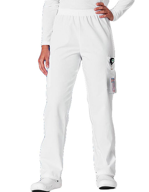 White Swan Ladies Fundamentals Cargo Two Pocket Tall Scrub Pant