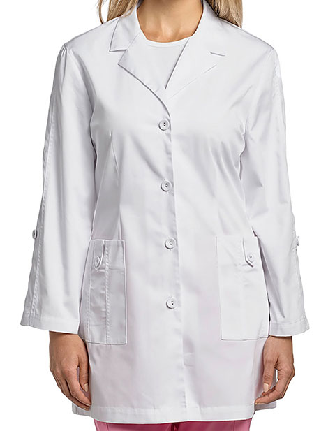 White Cross Women's Stretch Twill Labcoat