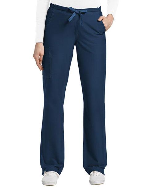 Whitecross Allure Women's Cargo Pocket Drawstring Petite Pant