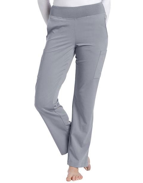 White Cross Marvella Yoga Elastic Waist Scrub Petite Pant