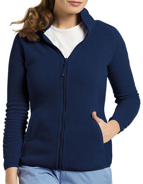 White Cross Women's Polar Fleece Zip Front Jacket