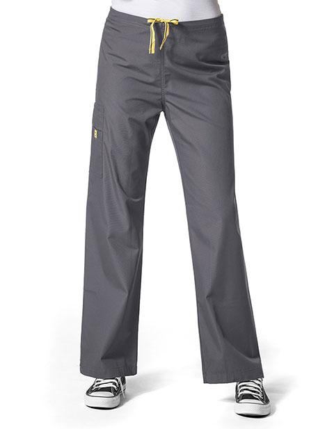 Wink Scrubs Unisex Fit The Sierra Petite Drawstring Pants